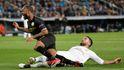 La flojera de Dani Carvajal y las duras críticas por sus despistes en el Real Madrid