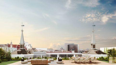 El ático que bate récords no por su precio (9,1 M) sino por su terraza: 480 metros