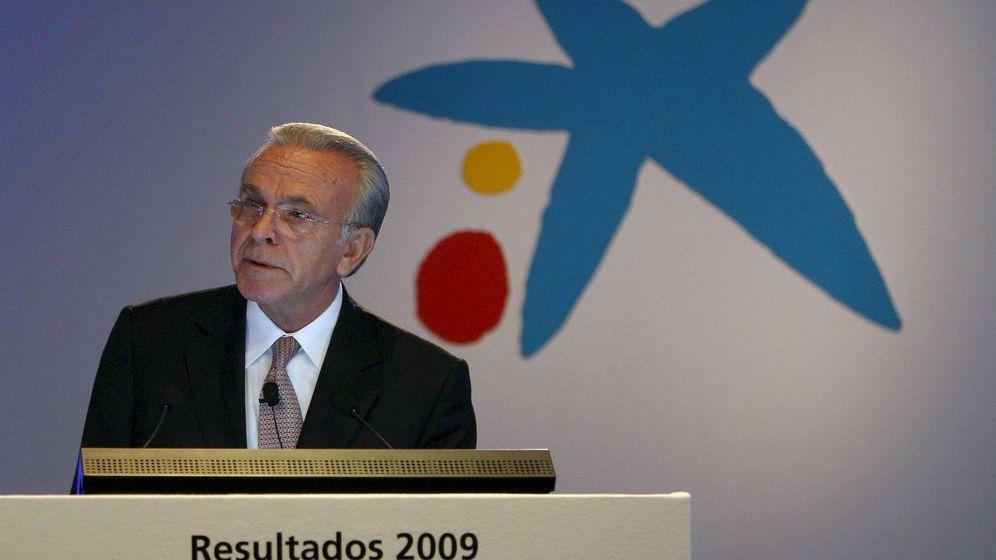 Foto: Fotografía de archivo del presidente de la Fundación Bancaria La Caixa, Isidre Fainé. (EFE)