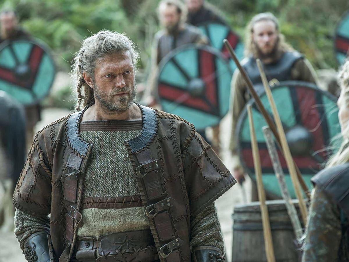 Foto: Escena de 'Vikings'. Foto: History Channel