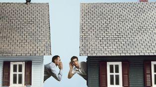 Acabo de alquilar un piso y los vecinos son muy molestos: ¿puedo rescindir el contrato?