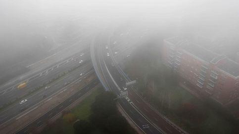 Un manto de niebla cubre Madrid y campaña en Georgia de Kamala Harris: el día en fotos