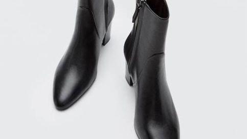 Massimo Dutti tiene los botines de tacón cómodo perfectos para la nueva temporada