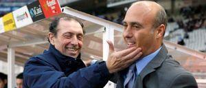 Márquez es destituido como técnico del Espanyol