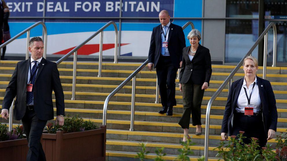 La City le pide cuentas a May ante la parálisis en las negociaciones del Brexit