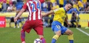 Post de Simeone refuerza el muro del Atlético, pero se le abre una grieta en la derecha