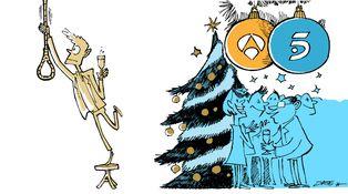 Yo sobreviví a las cenas de Navidad de Atresmedia y Mediaset y quiero contar mi testimonio