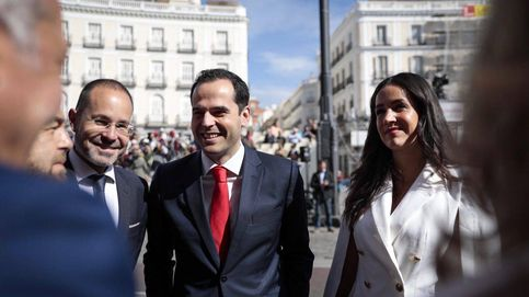 Ciudadanos centra la atención y los ataques de la oposición el Dos de Mayo