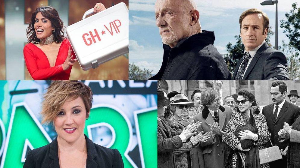 Foto: Mejores series y programas del 2018. (El Confidencial).