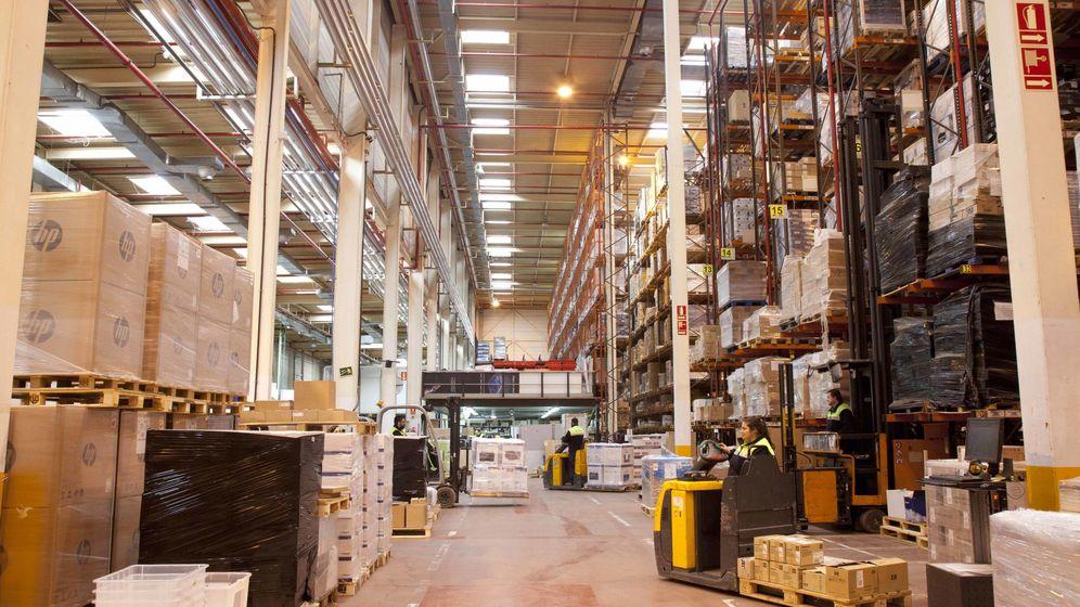 Foto: Imagen del interior de una fábrica. (Adveo)