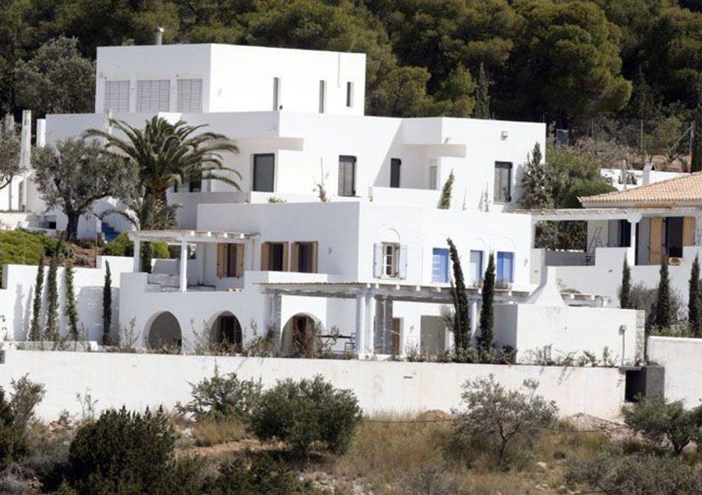 La casa griega de los reyes de holanda - Apartamentos turisticos casas de los reyes ...