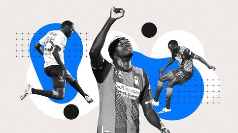 El deportista a seguir | Ni Haaland ni Mbappé: este nigeriano es el 'killer' de moda