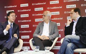 Lacalle y Alvargonzález debaten sobre el BCE en 'Apueste por uno'