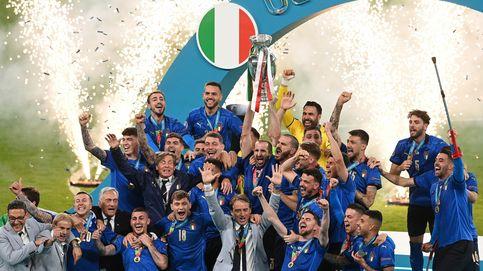 Italia arruina la fiesta inglesa y se proclama campeona de Europa en los penaltis (1-1)
