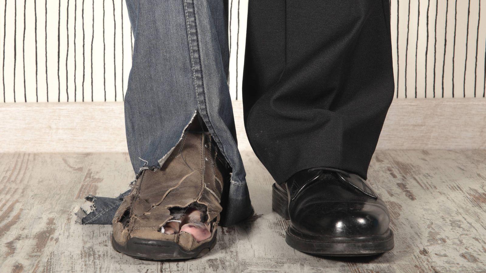 Resultado de imagen de España a la cabeza de la UE por desigualdad
