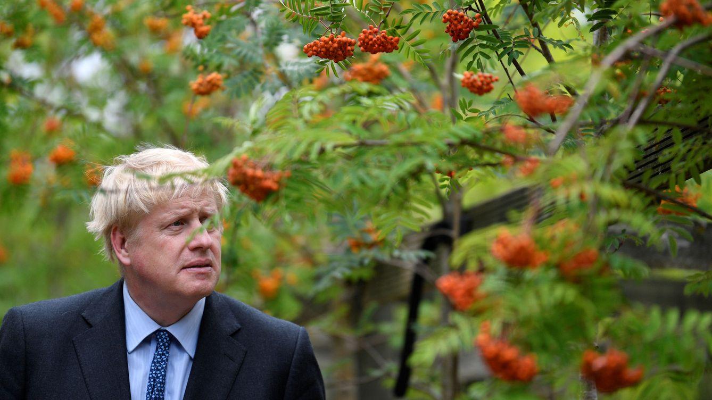 Foto: El aspirante a primer ministro británico Boris Johnson. (Reuters)
