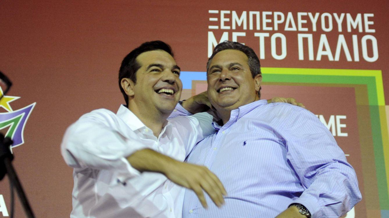 Este es el hombre que puede tumbar a Tsipras, la fiera de izquierdas