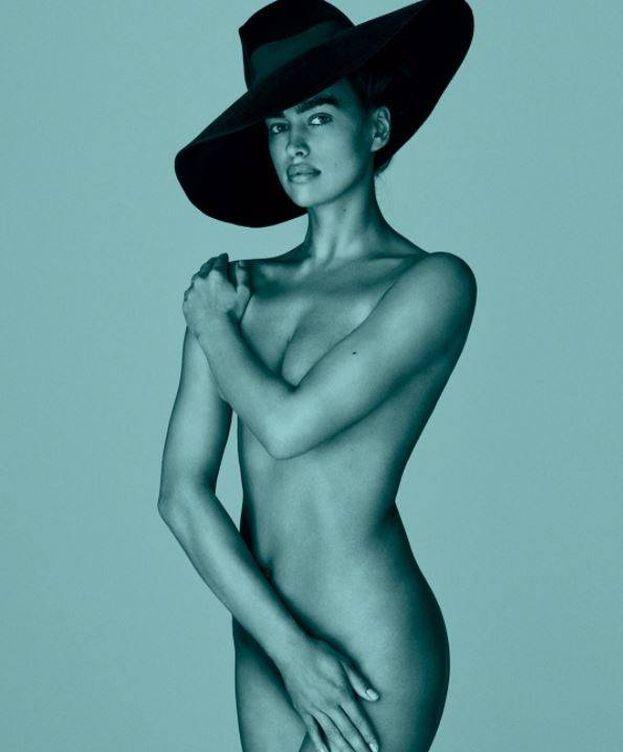 Foto: Irina Shayk en una imagen de Mario Testino para 'Vogue'. (Instagram de la revista)