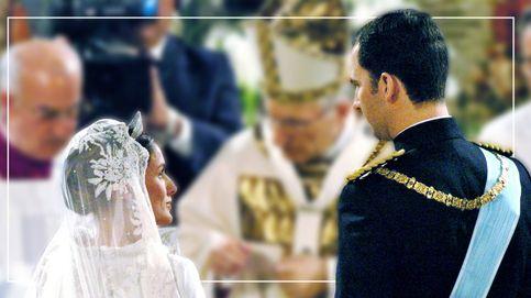 Joyas, retratos o aceite: los regalos que los Reyes recibieron en su boda
