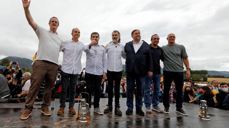 No tenemos miedo, que Madrid tome nota: los discursos de los presos al salir de prisión