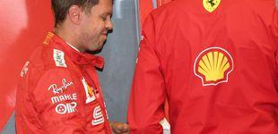 Post de El error de Ferrari que indignó a Vettel y pone en jaque la victoria en Monza