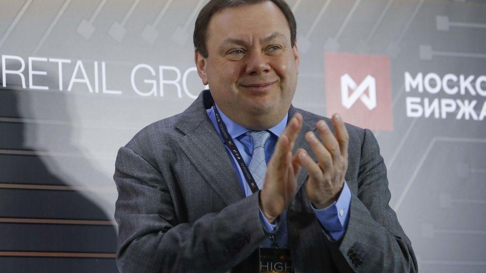 Foto: Mikhail Fridman. (Reuters)