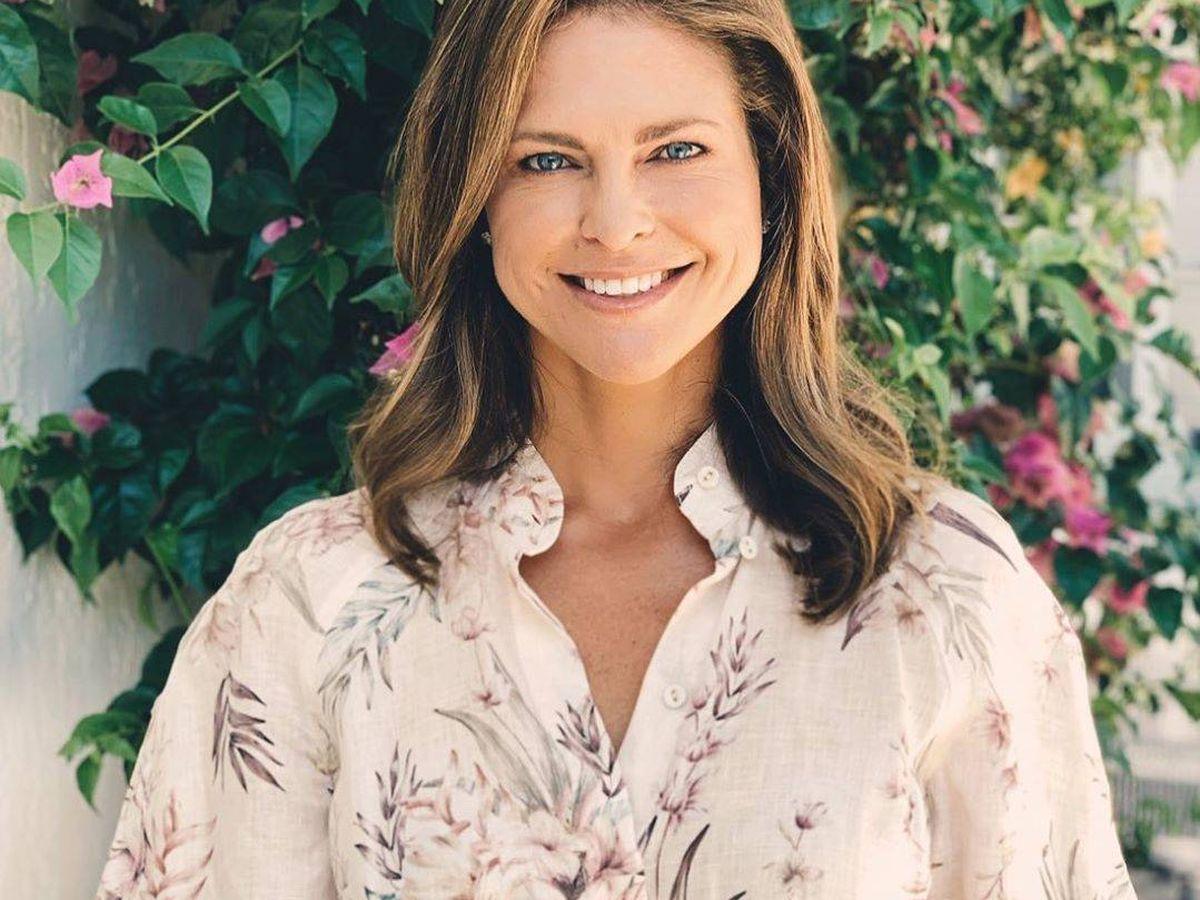 Foto: La princesa Magdalena de Suecia cumple 38 años. (Casa Real de Suecia)