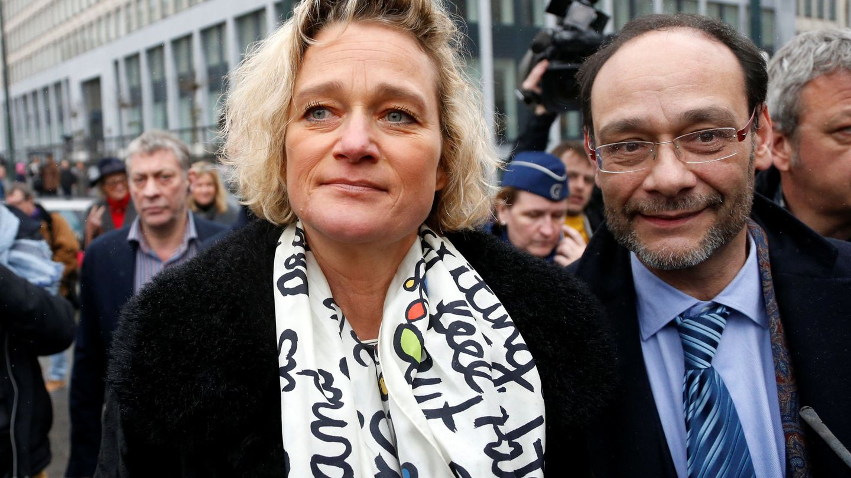 Delphine Boël, supuesta hija de Alberto de Bélgica. (Reuters)