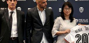 Post de Layhoon Chan, la mano derecha de Lim en el Valencia, dimite como presidenta