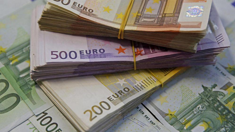 Foto: Imagen de billetes (Reuters)