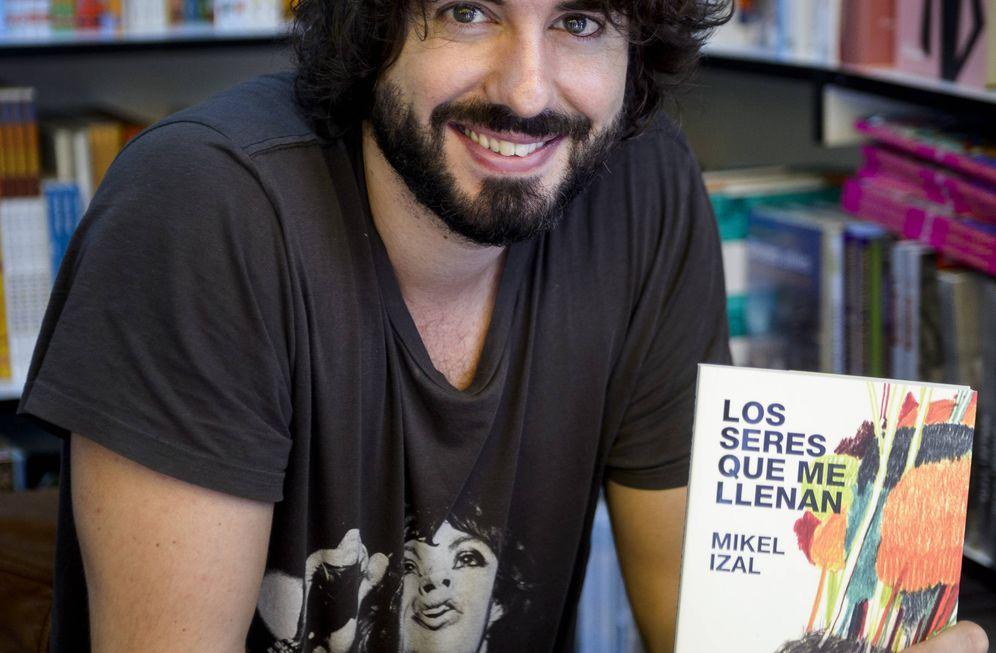 Foto: Mikel Izal en una imagen de archivo. (Gtres)