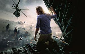 Un apocalipsis zombi al servicio de Brad Pitt