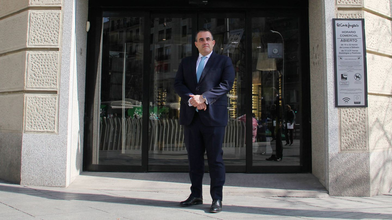 Víctor del Pozo. (EFE)