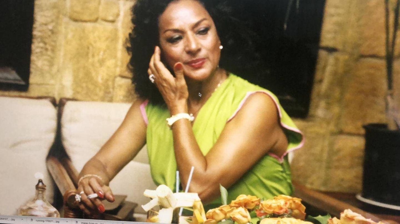 Lola Flores, en la década de los 80. (Getty)