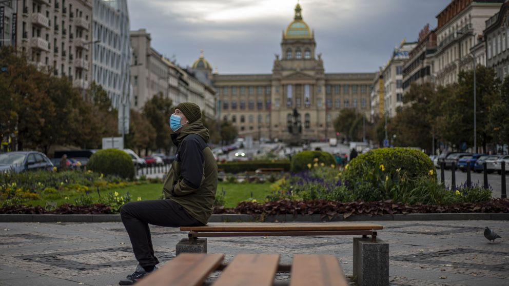 República Checa registra un nuevo récord diario con casi 10.000 contagios en 24 horas