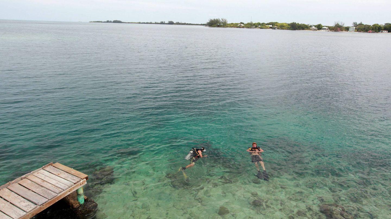 El paraíso del Caribe busca teletrabajadores (EFE/Gustavo Amador)