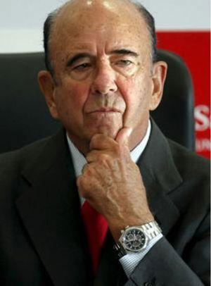 Los mercados ignoran la marcha de Sáenz y Santander sube tras la reciente corrección
