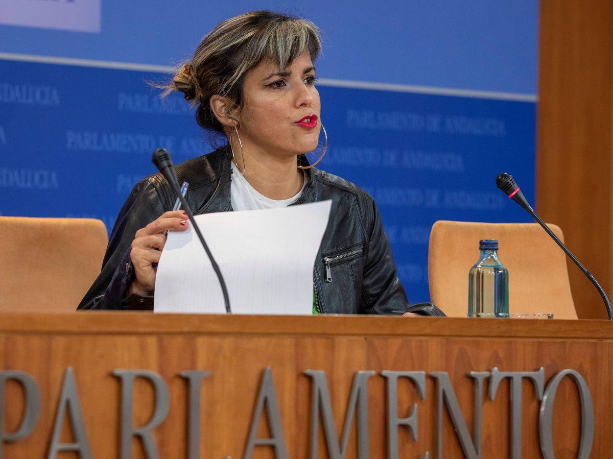 Foto: Rodríguez presume de nuevo look. (EFE)