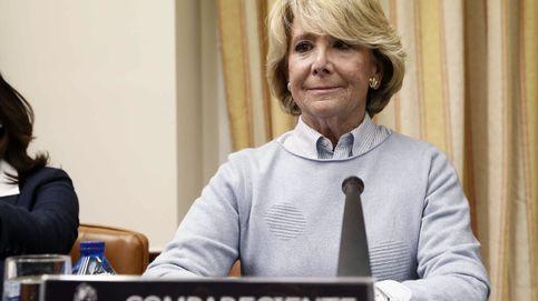 El juez pide datos a bancos sobre la presunta financiación ilegal del PP de Aguirre