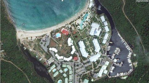 Antes y después del huracán Irma: la devastación del Caribe