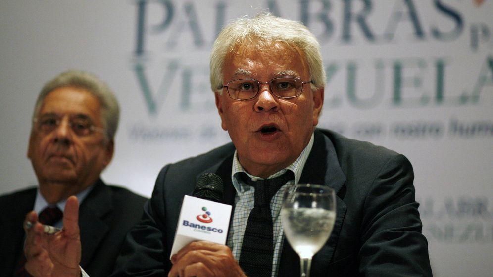 Foto: El exmandatario español Felipe González en una imagen de archivo. (EFE)
