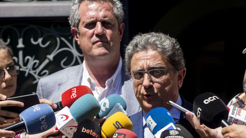 El delegado del Gobierno en Cataluña pide que Puigdemont frene esto