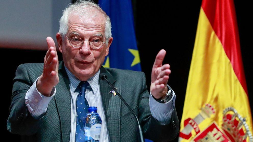 Borrell censura que Torra apele a la vía eslovena: Parece que llame a la insurrección