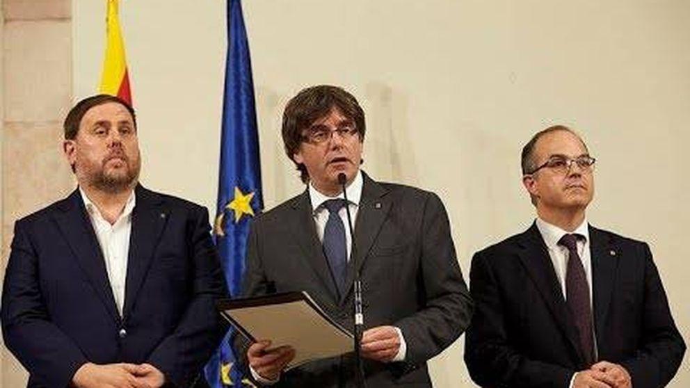 El Parlament de Cataluña vota la ley de transitoriedad