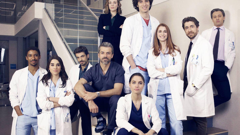 Los protagonistas de 'Doc'. (Telecinco)