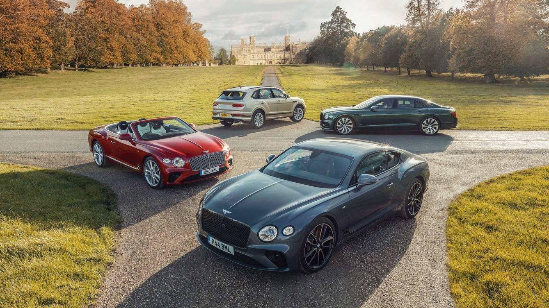 Bentley logró un nuevo récord de ventas en 2020 pese a la pandemia