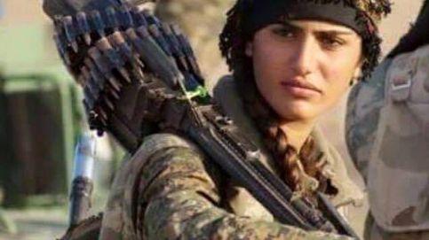 Muere la 'Angelina Jolie kurda' luchando contra el ISIS