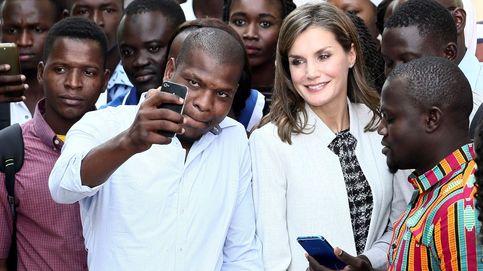 La reina Letizia visita Senegal