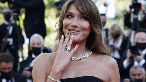 De Carla Bruni a Bella Hadid: los looks del finde en Cannes