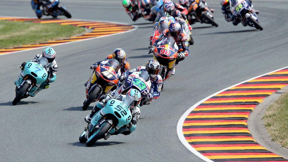 El belga Livio Loi gana en Indianápolis y consigue su primera victoria en Moto3